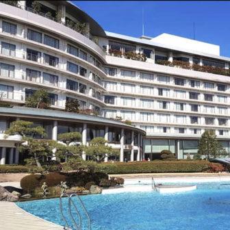 有馬温泉の老舗高級ホテル「有馬グランドホテル」で日帰り温泉を堪能!