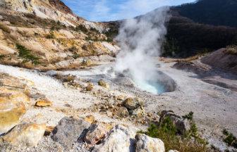 由布院の立ち寄り湯でおすすめの秘湯「塚原温泉 火口乃泉」