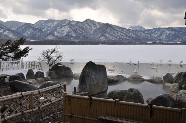 北海道「コタン温泉(コタンの湯)」