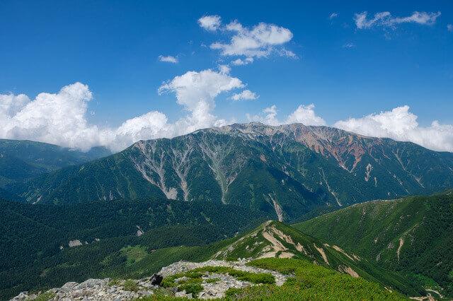 日本一遠いところにある秘湯 「高天原温泉」