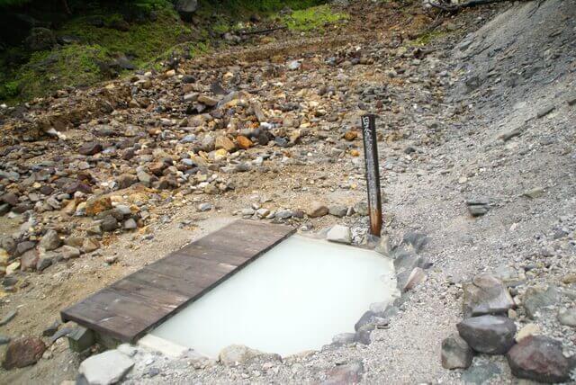 八ヶ岳の秘湯「本沢温泉」