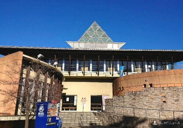 北浜温泉テルマスの外観