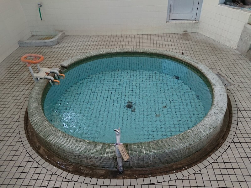 大和温泉のお風呂