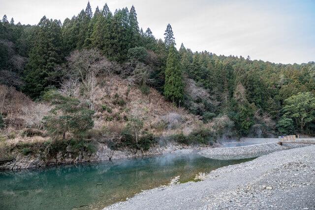 【冬限定】和歌山「川湯温泉 仙人風呂」