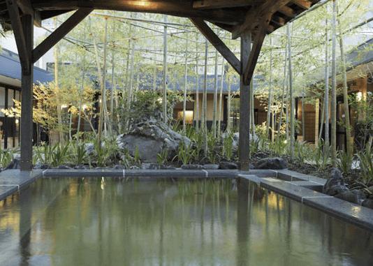 スパスミノエ「竹林の湯」